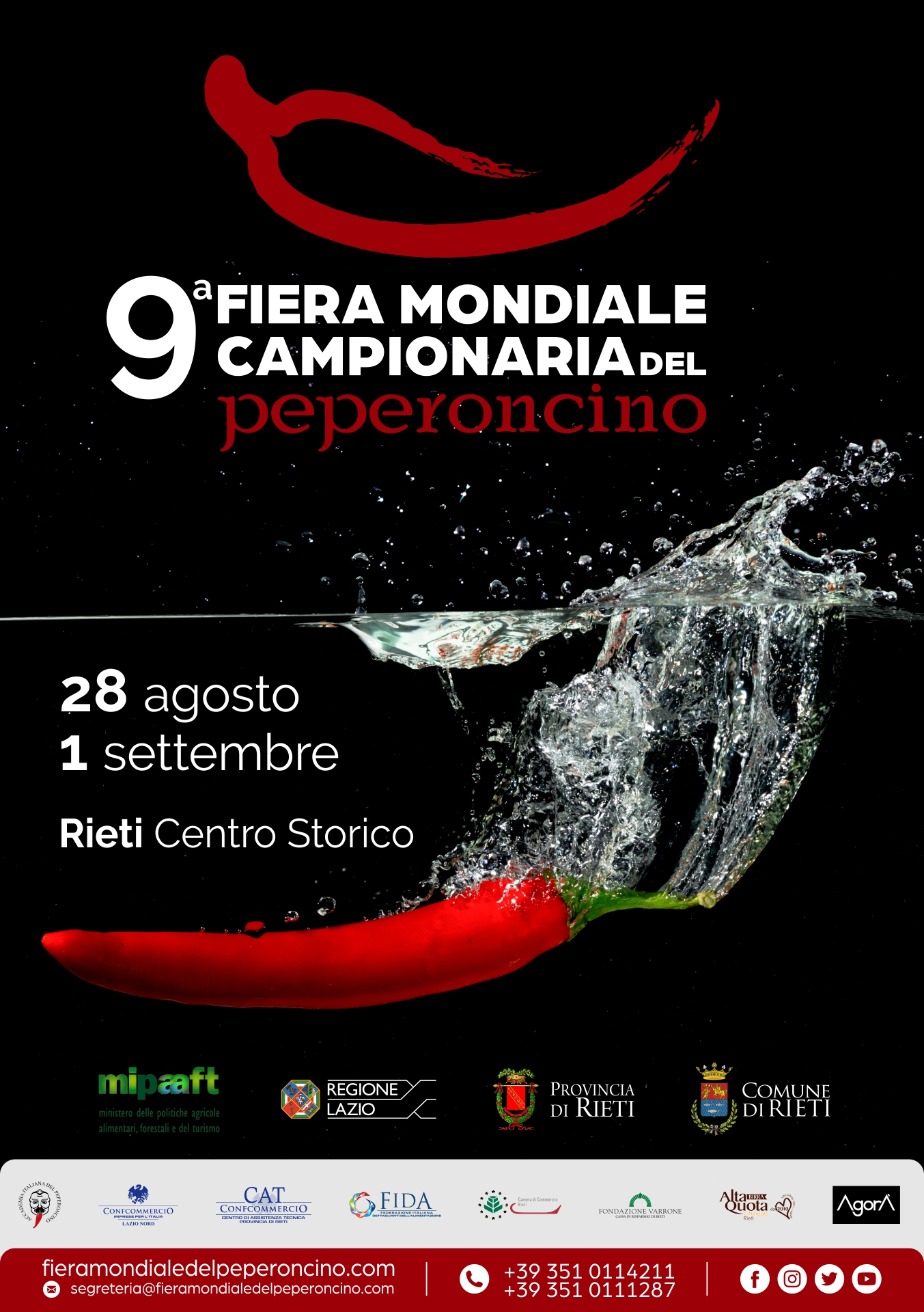 A5 2019 Fiera Mondiale Campionaria del Peperoncino