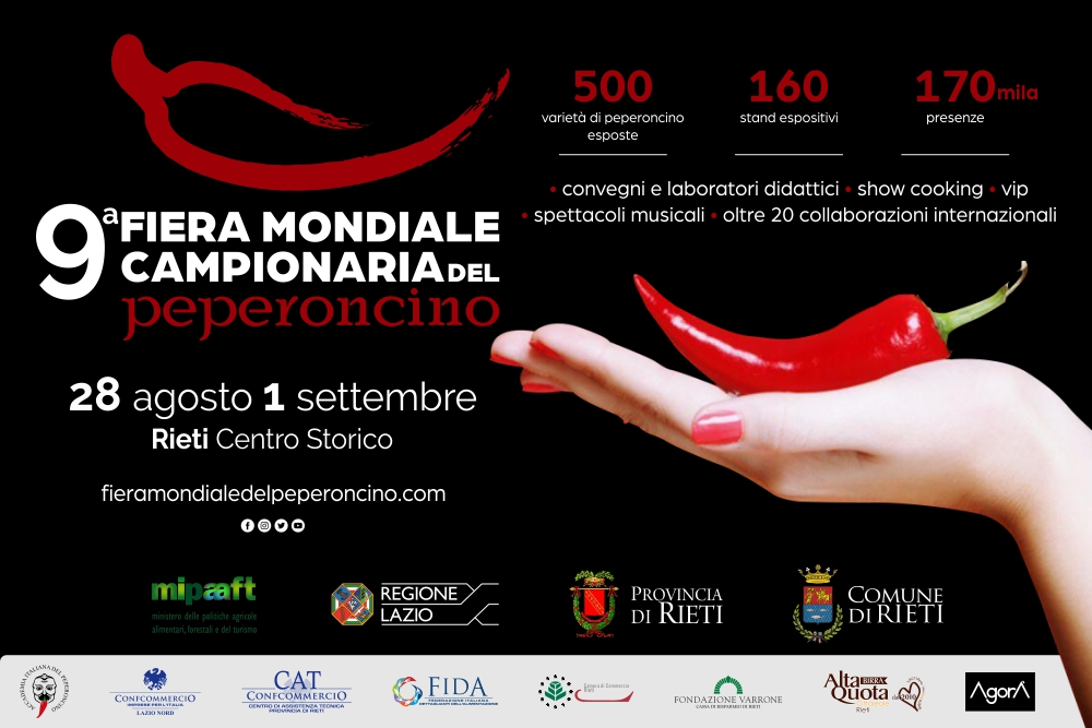 Fiera Mondiale Campionaria del Peperoncino_cartello3_3x2