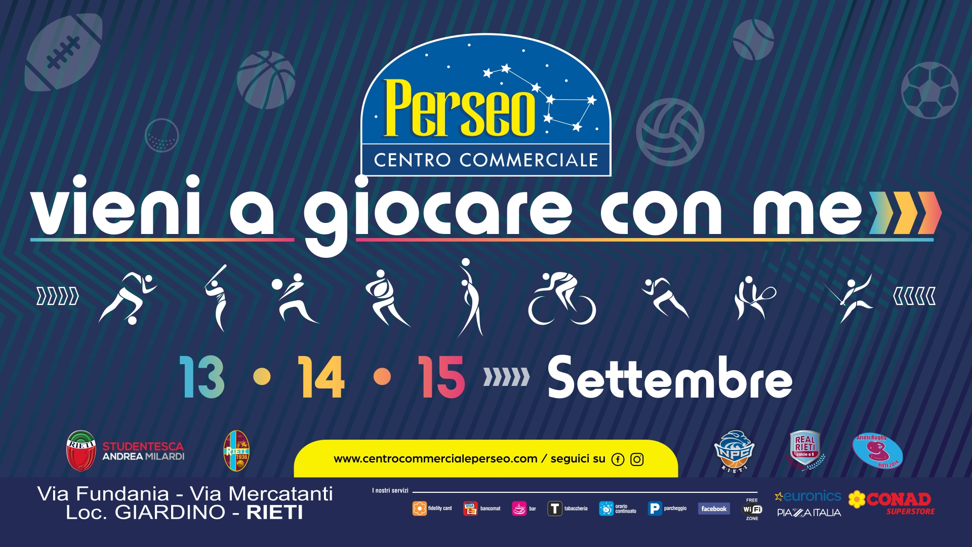 Perseo Sport tv